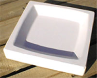 SQUARE DISH PRESS MOULD 9