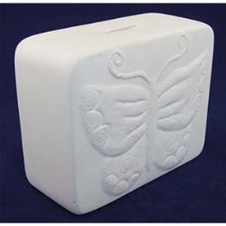 Square Butterfly Bank
